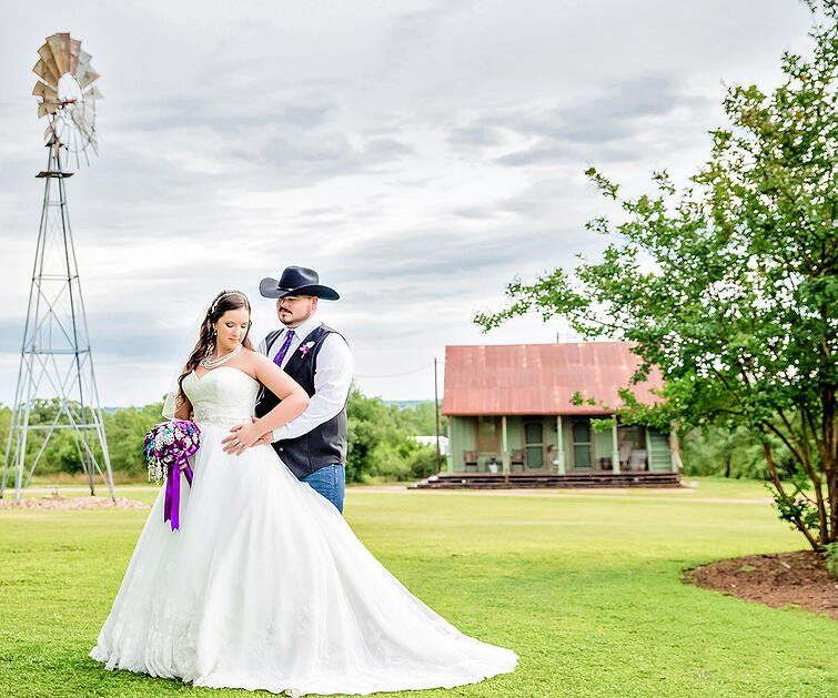 Country Wedding at Hofmann Ranch By Wedgewood Weddings