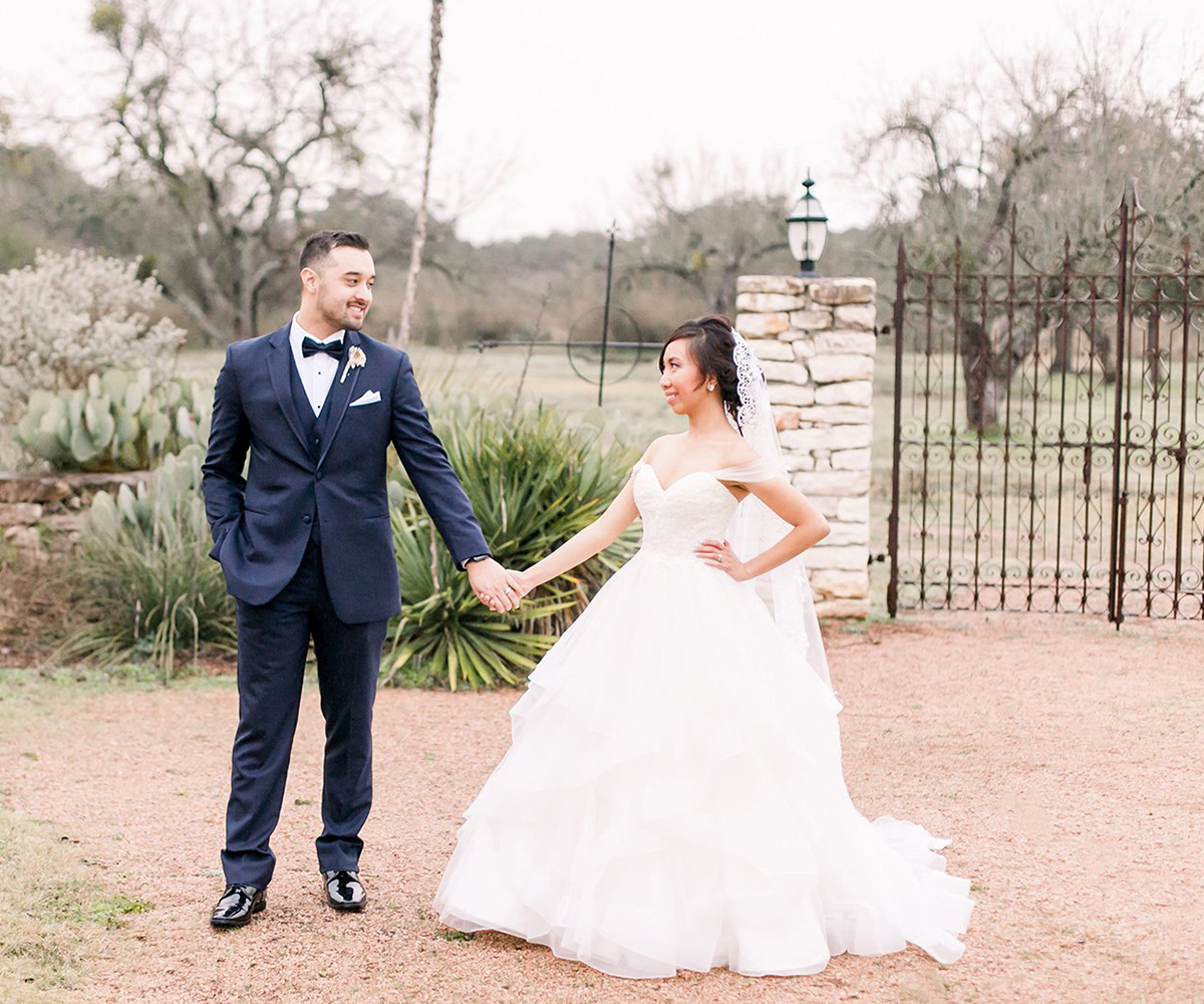 Bring your own style at Hofmann Ranch By Wedgewood Weddings