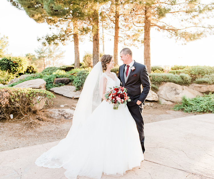 A beautiful Las Vegas wedding