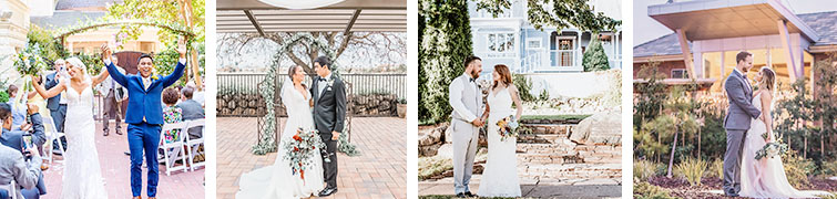 Four Stunning Sacramento Valley Wedding Venues - Wedgewood Weddings