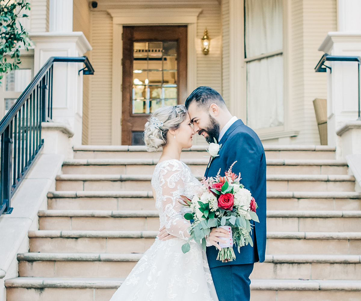 Historic Sterling Hotel by Wedgewood Weddings in Downtown Sacramento