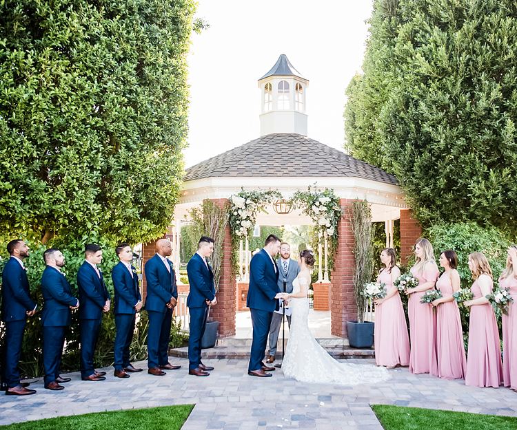 Beautiful Ceremony at Stonebridge Manor, AZ