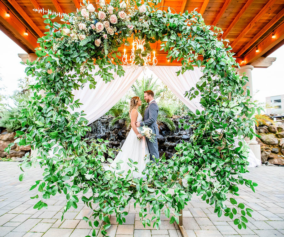 Magical Wedding Moments at Union Brick in Roseville, CA