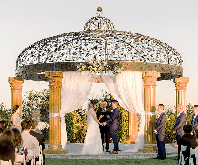 CELEBRATE YOUR LOVE! VELLANO ESTATE IN SOUTHERN CALIFORNIA