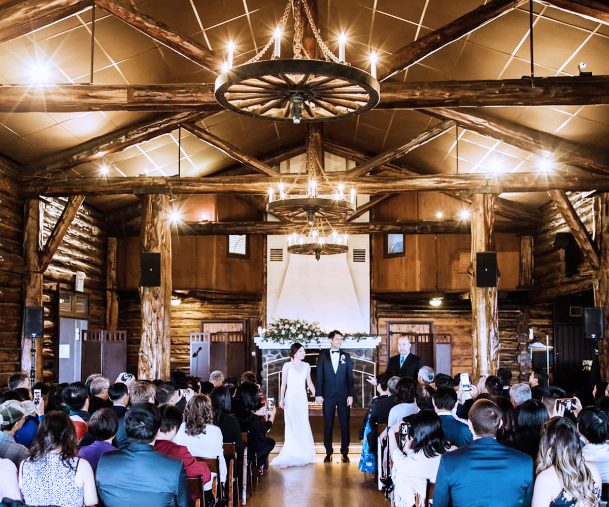4 - Log Cabin - Wedding and Event Venue
