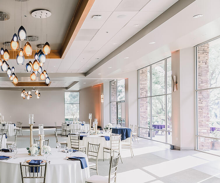 Event Space at Rio Hondo by Wedgewood Weddings & Events in LA