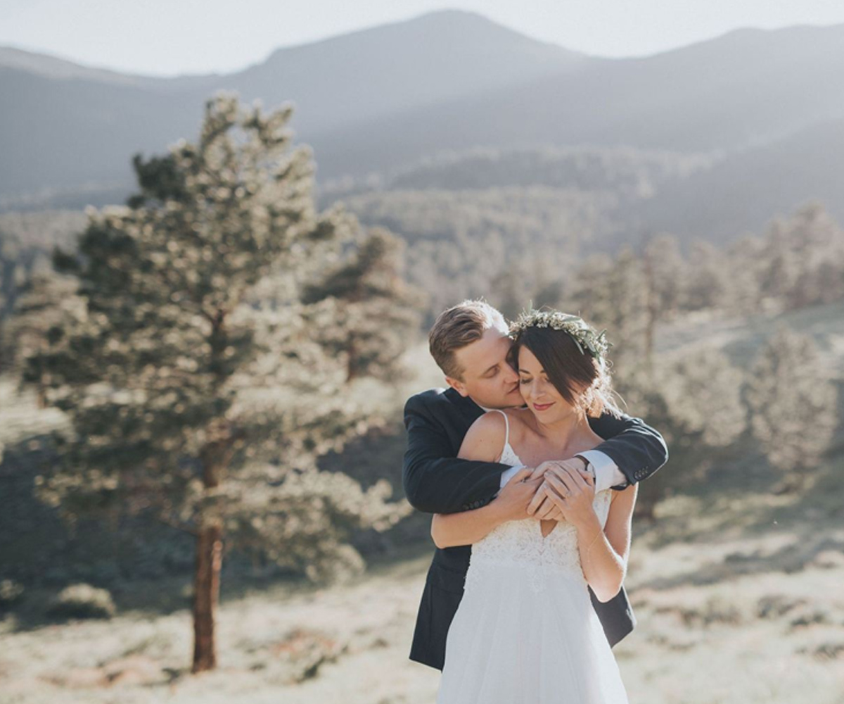 Black Forest by Wedgewood Weddings in Colorado Springs - a natural beauty spot