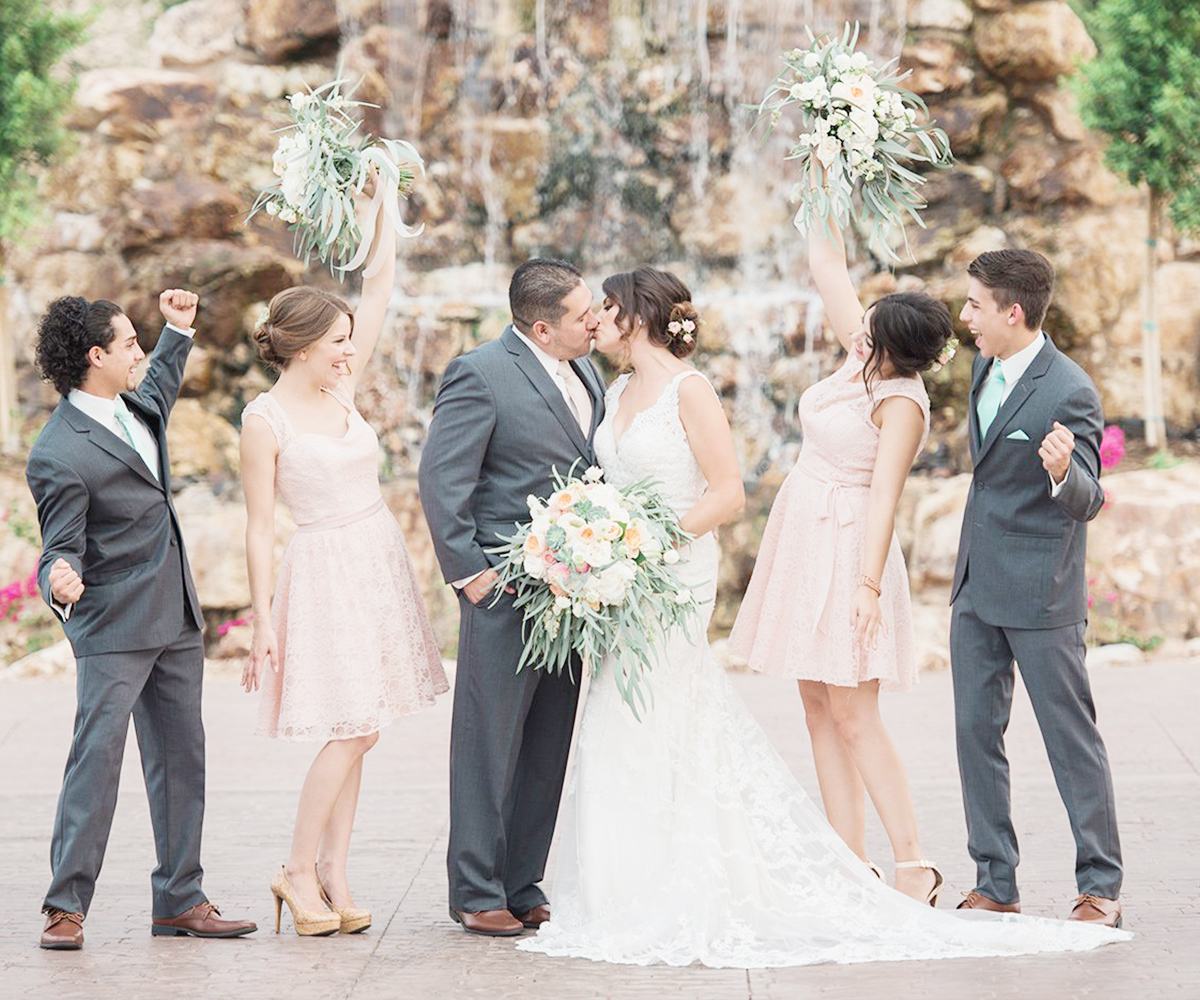 Colby Falls by Wedgewood Weddings