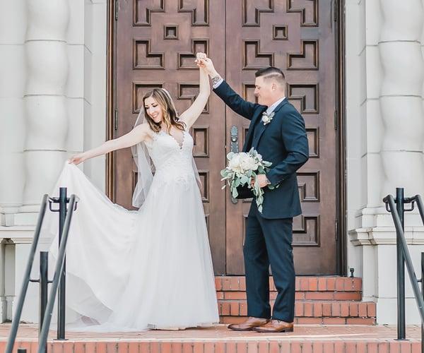 Presidio by Wedgewood Weddings