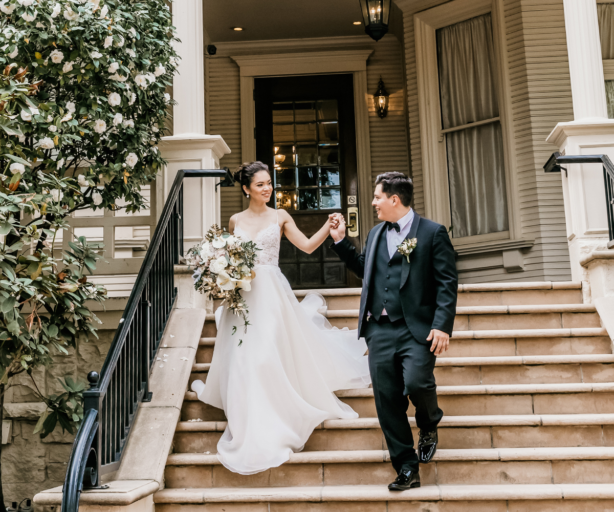 Sterling Hotel by Wedgewood Weddings Walking: Welcome any time!