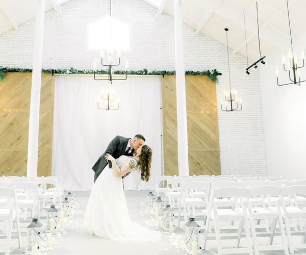 The Carlsbad Windmill by Wedgewood Weddings