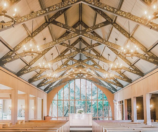 Chapel Of Our Lady by Wedgewood Weddings