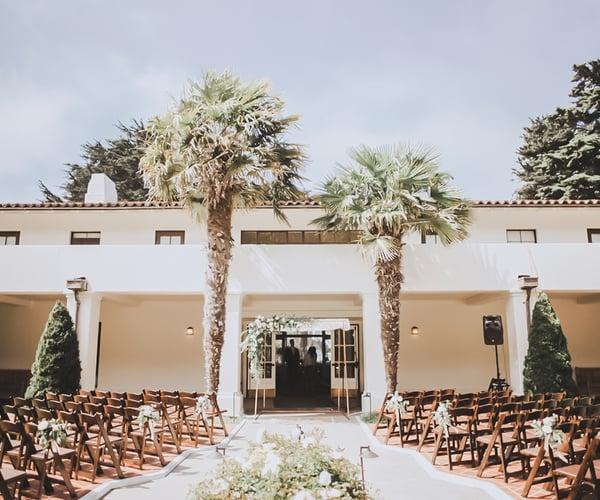 Golden Gate Club by Wedgewood Weddings