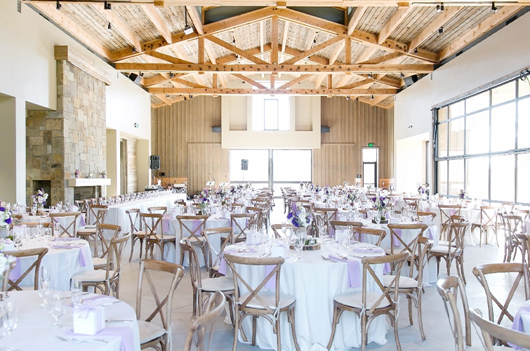 Galway Downs by Wedgewood Weddings Reception Barn