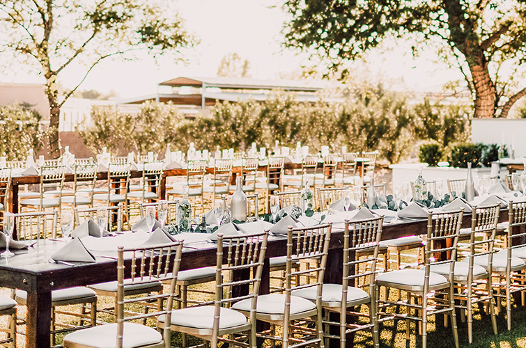 Lindsay Grove by Wedgewood Weddings Outdoor Reception
