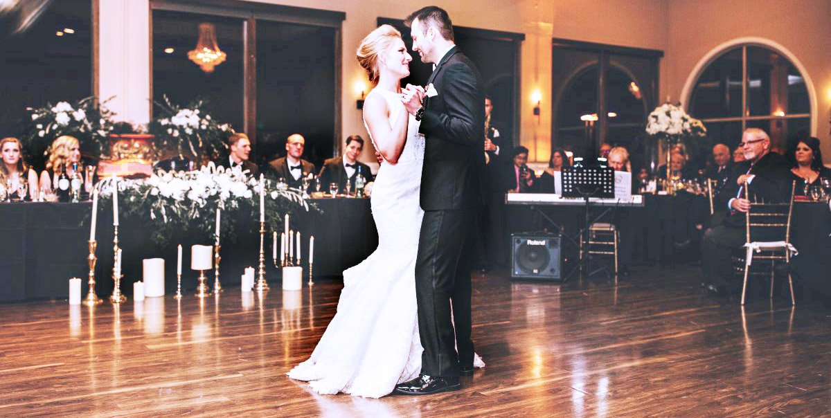 A BEAUTIFUL FIRST DANCE AT BRITTANY HILLS STUNNING BALLROOM IN DENVER, COLORADO
