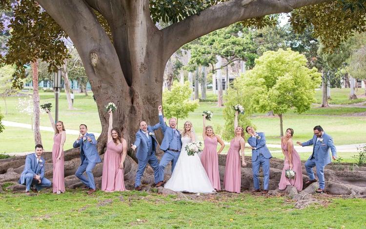 University Club by Wedgewood Weddings
