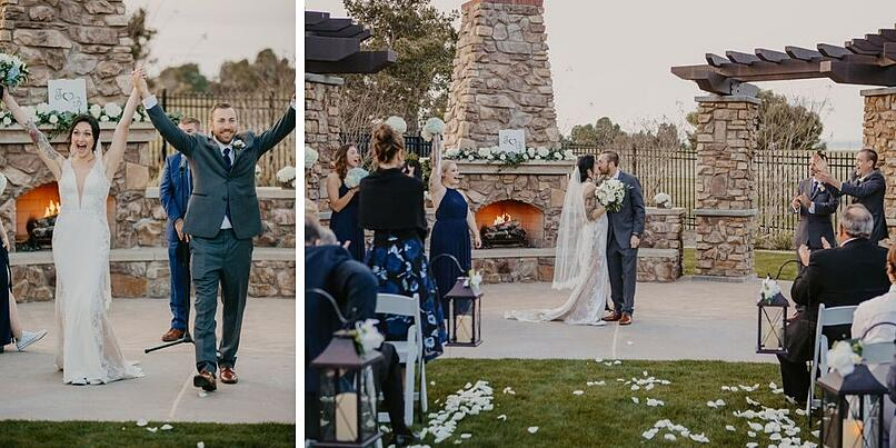 Ceremony - Aliso Viejo - Orange County - Wedegwood Weddings