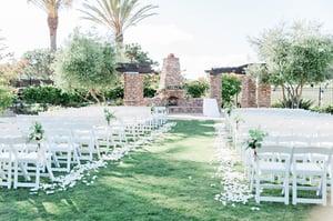 Fireside Ceremony Site - Aliso Viejo - Aliso Viejo - Orange County - Wedgewood Weddings