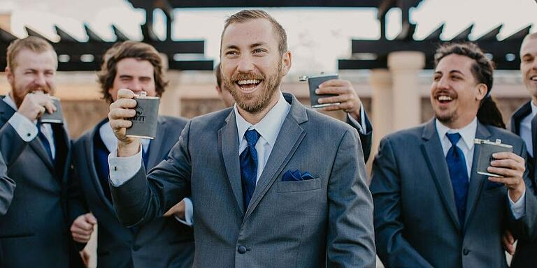 Groomsmen - Aliso Viejo - Orange County - Wedegwood Weddings