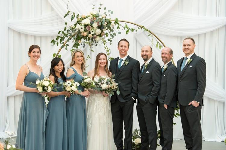 CARLSBAD WINDMILL BY WEDGEWOOD WEDDINGS
