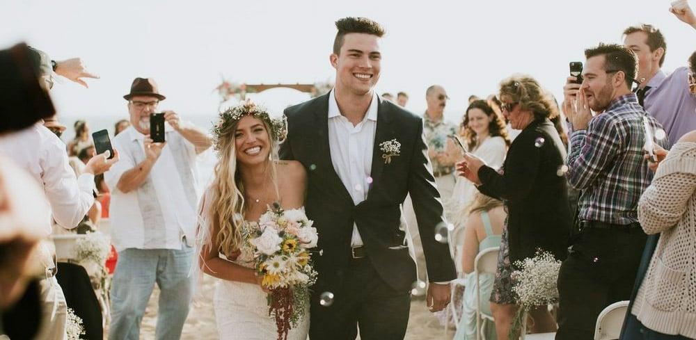 Austins Ventura Harbor Wedding Adventure with Wedgewood Weddings