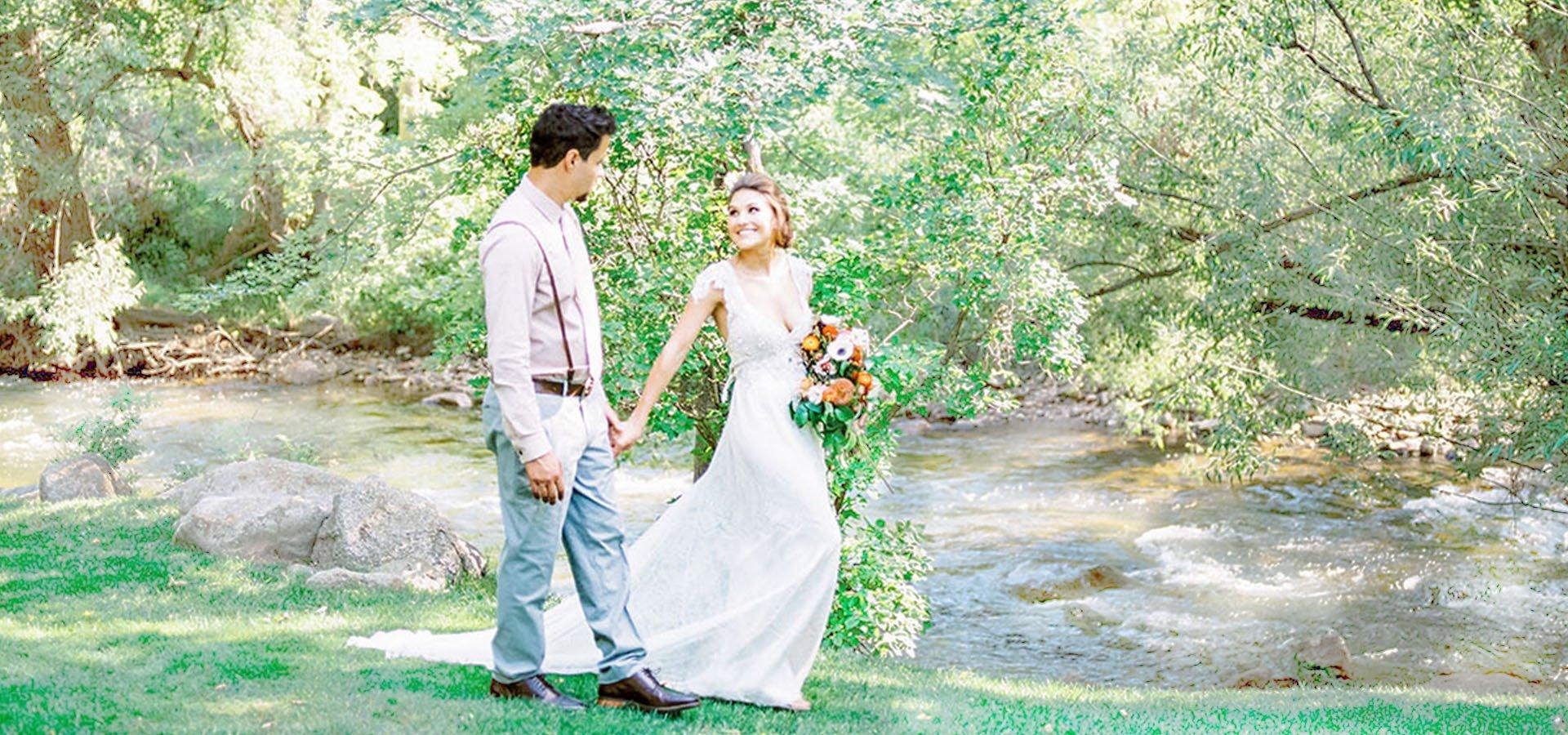 Boulder Creek Creates Smiles - Wedgewood Weddings