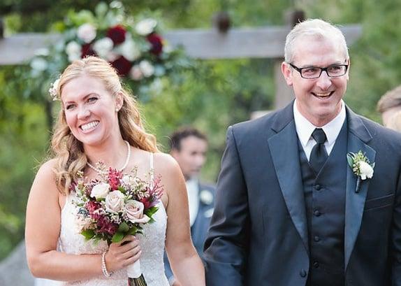 Boulder Creek Wedgewood Weddings Andree Michael