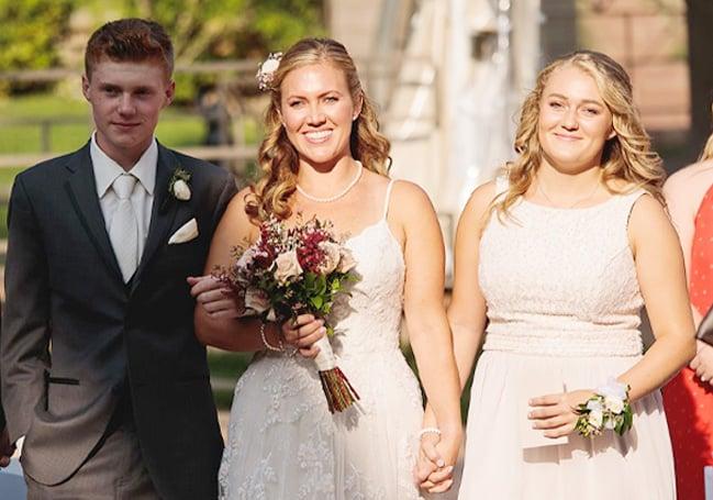 Boulder Creek Wedgewood Weddings Andree