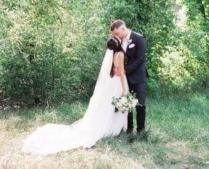 Boulder Creek by Wedgewood Weddings - Annie & Jake in the Gorgeous Outdoor Scenery
