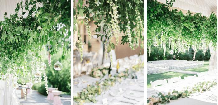 Floral Display at Boulder Creek by Wedgewood Weddings -