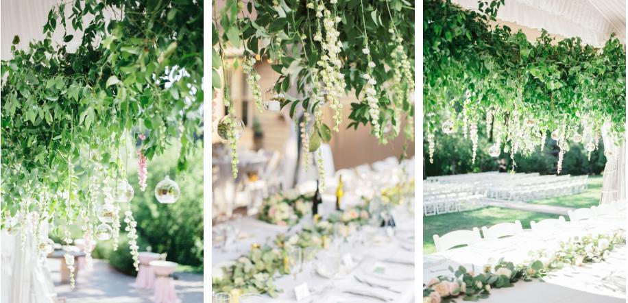 Boulder Creek by Wedgewood Weddings - Floral Display