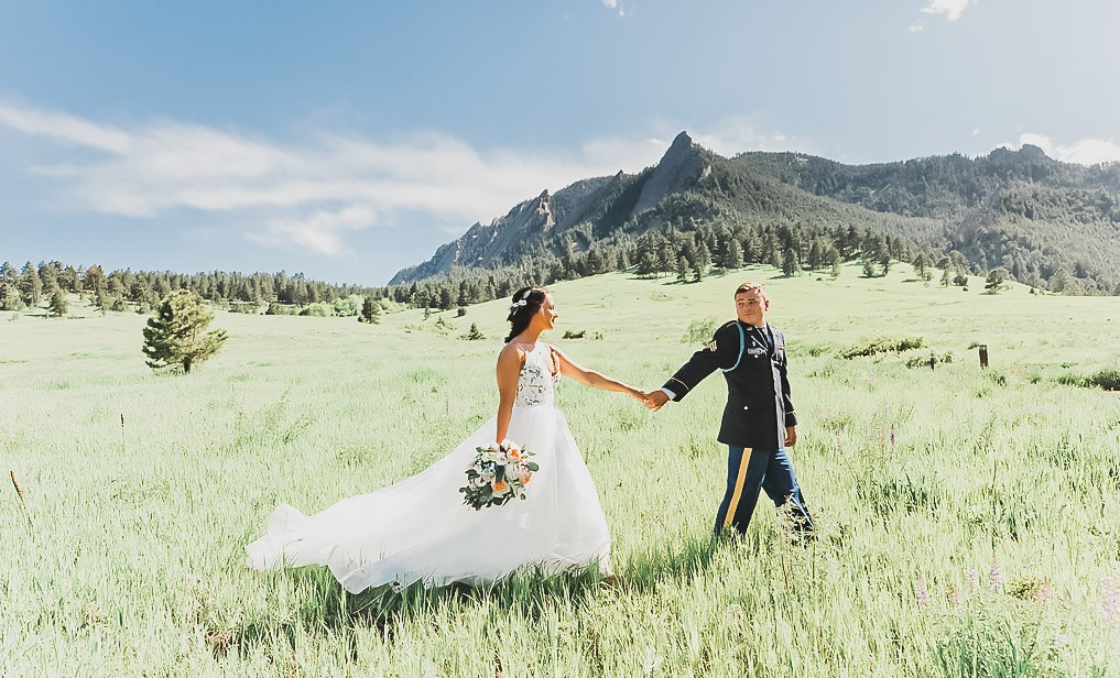 Sustainable Mountain Wedding | Boulder Creek by Wedgewood Weddings