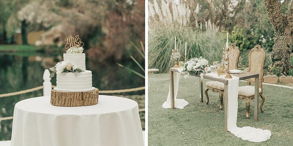 Cake - The Orchard - Menifee, California - Riverside County - Wedgewood Weddings