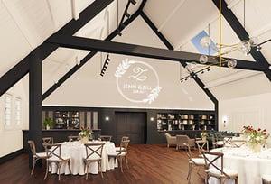Ballroom - The Carlsbad Windmill - Carlsbad, California - San Diego County - Wedgewood Weddings