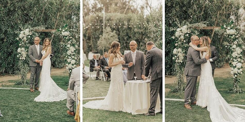 Ceremony - The Orchard - Menifee, California - Riverside County - Wedgewood Weddings