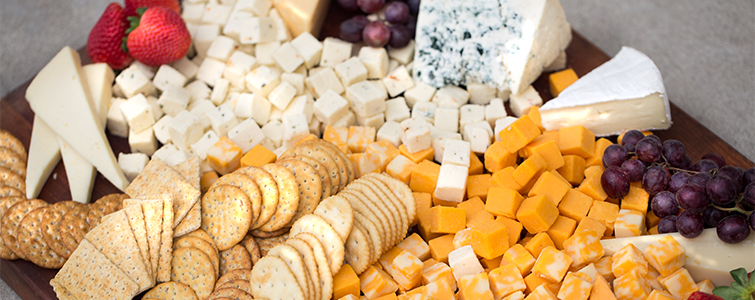 Cheeseboard - Wedding Menu Options - Wedegwood Weddings & Events