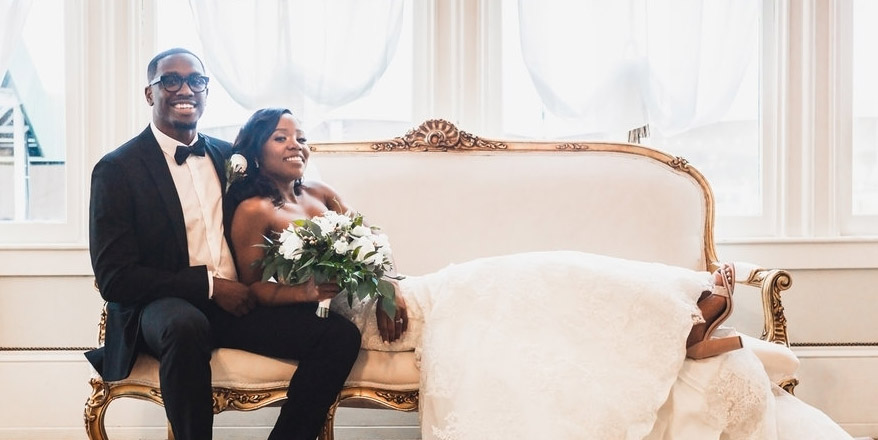 Dapper Groom with Glasses - Jefferson Street Mansion by Wedgewood Weddings