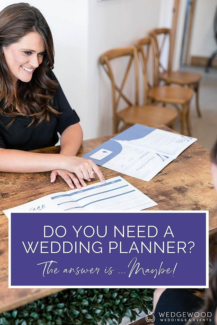 What is a wedding planner and do you need one?! Find out from industry insiders. Chances are, you've never planned an event this large or had to manage a budget for a big event. It's a common misconception that if you hire a wedding planner, your budget will be thrown out the window, but actually, the opposite is true. Your budget is just as important to us as it is to you. We see it as our job to help you get the most bang for your buck.