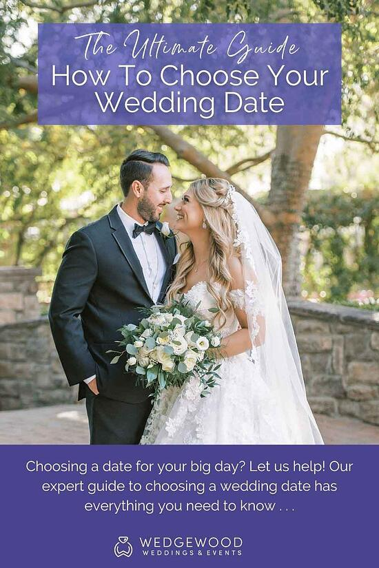 Expert Advice On How To Choose Your Wedding Date