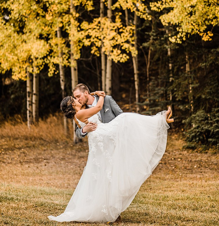 Fall in love! Adora and Joshua at Mountain View Ranch by Wedgewood Weddings-1