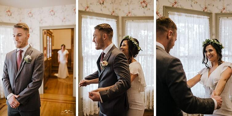First Look - Tapestry House - LaPorte, Colorado - Larimer County - Wedgewood Weddings