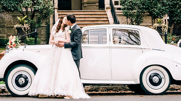 Vintage Style Abounds at This Sensational, Heart of Sac-Town, Wedding Venue