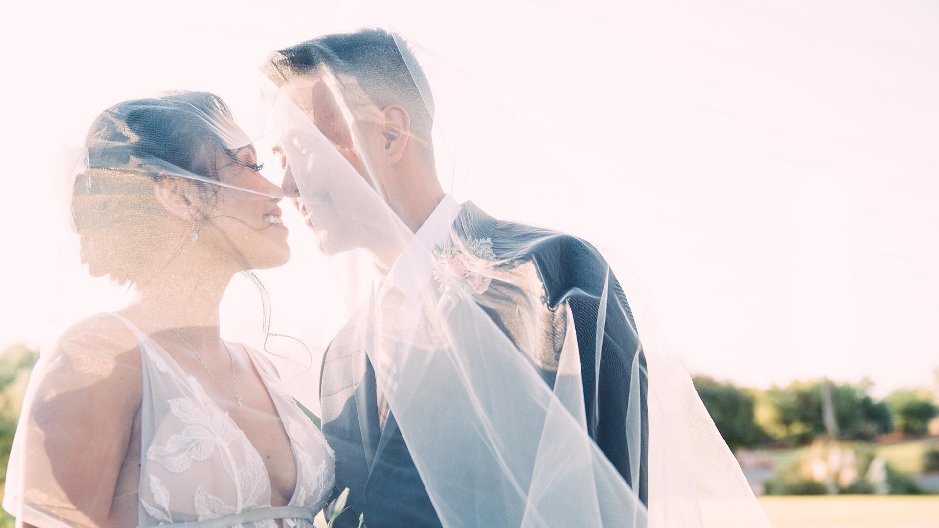 Stallion Mountain by Wedgewood Weddings Bride & Groom