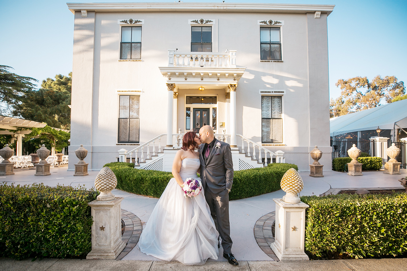 🥂 Historic Benicia: Jefferson St Mansion by Wedgewood Weddings
