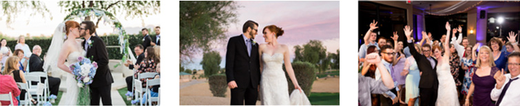 Joel's Arizona Wedding by Tara Nichole Photography