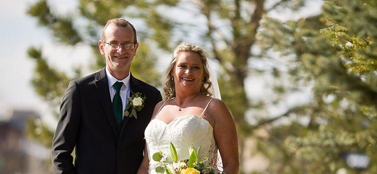 Kim and Steves Wedding - Ken Caryl Vista by Wedgewood Weddings