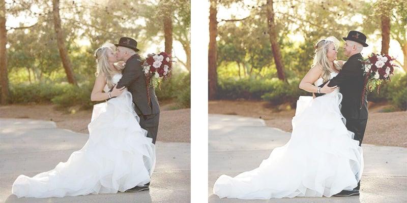 Lindsey Paisano's Wedding Experience - Stallion Mountain by Wedgewood Weddings