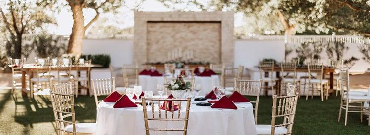 Lindsay Grove by Wedgewood Weddings: Fall Colors