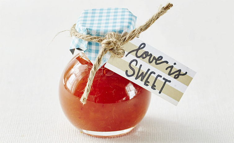 Love Is Sweet Wedding Favor Idea